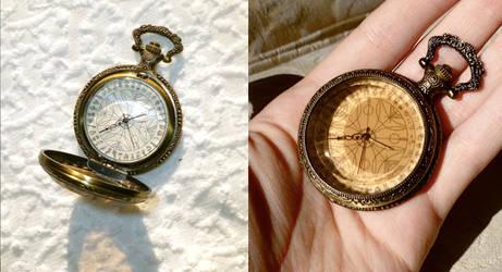 Alethiometer Inspired Replica- Lyra's Truth Teller by Valethia
