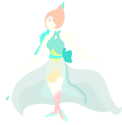Pearl -Minimalistic Version- by SnowDreamDraws