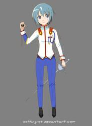 Sayaka - Miki by koffing109