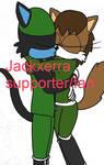 Jackxerra Stamp by DarkCatTheKhajjit
