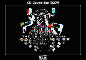 CD Cover for The object of war by iFeelNoSorrow