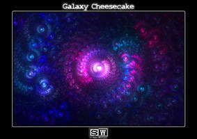 Galaxy Cheescake by iFeelNoSorrow