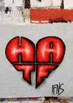 Hate Heart by iFeelNoSorrow