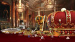Lighting Challenge #19: The King's Treasure by iFeelNoSorrow