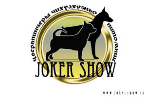 Logo kennel 'Joker Show' by LogartRU