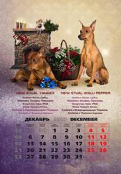 Calendar of 'Pincher-2010' by LogartRU