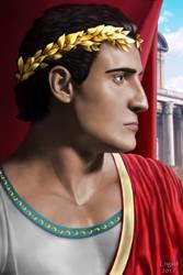 Guy July Caesar by LogartRU