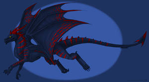 Dragon adoptable - CLOSED by NoctaAdopts