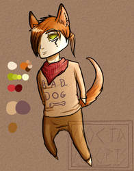 Fox boy adopt - CLOSED by NoctaAdopts