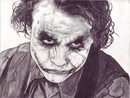Joker by CaptainNeto