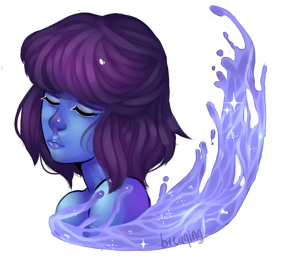 Lapis Lazuli you fled to the sea and never came back.