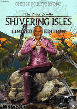 Uncle Sheogorath is in Far Cry 4? oO by TialasBetruger on
