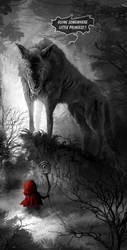 Little Red Riding Hood by lordeeas