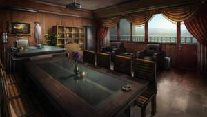 Dr. Jamshidi`s Room by lordeeas