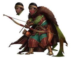 Ranger (Lucas) by lordeeas
