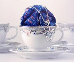 Origami Tea by MoonchildLuiza