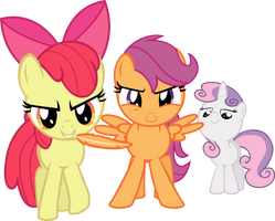 CMC - Now You're In For It by Firestorm-CAN