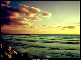 Arwad Island by saltshaker911