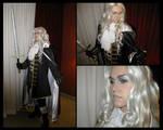 Alucard Castlevania Cosplay by KMCgeijyutsuka