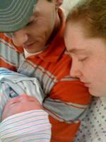 Baby Brandon and Family by KMCgeijyutsuka