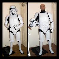 Stormtrooper Costume by KMCgeijyutsuka