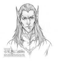 Kalirin, Illium's Father by KMCgeijyutsuka