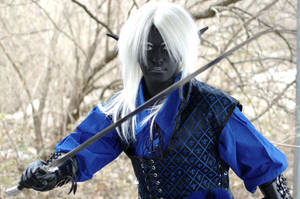 Me as Shiz VI by KMCgeijyutsuka