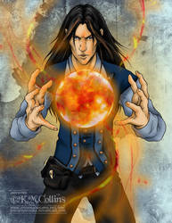 Mephisto's Revenge COLORED by KMCgeijyutsuka