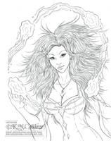 Kasia's Spell by KMCgeijyutsuka