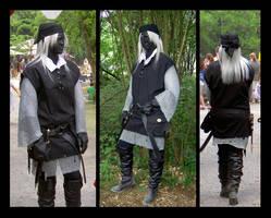 Drow Costume by KMCgeijyutsuka