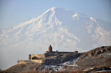 in glory of Ararat by w-p