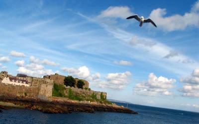 Castle Cornet by dk-s