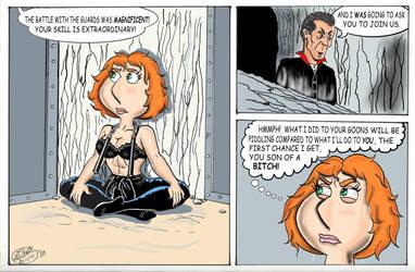 Lois, End of Battle by kiff57krocker