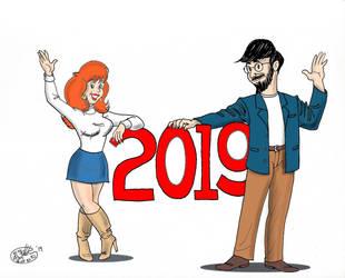 Happy New Year from kiff57krocker by kiff57krocker