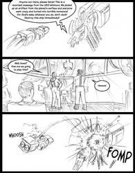 It Is A Dead Space Comic by ksleet