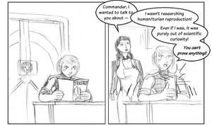 Mass Effect: Research Project by ksleet