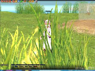 I R GRASS BURN'N MANIAC by Waterclaw