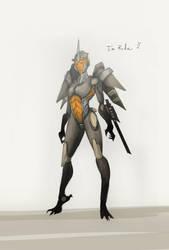 -sold- Merryh.Transformer adoptable by Rudeus-TF