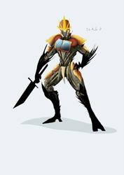Printa. Transformers adoptable by Rudeus-TF