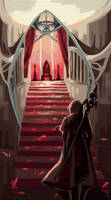 AA | the throne room by djoghurt