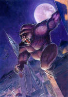 Kong by kenmeyerjr