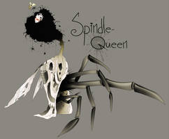 The SpindleQueen by blinkpen
