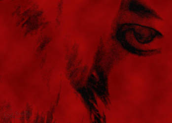 My Daemon eyes by LaSorciereWITCHIMIMI