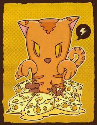 cat2mouse by iichikun