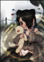 Lulu AR (Final Fantasy X) by Ar-Kayn