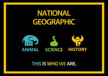 Creative Nat Geo ad by celiah