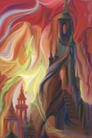 the Tower by Sveta-Shonorova