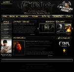 FBR HTML Clan Layout by Nulumia