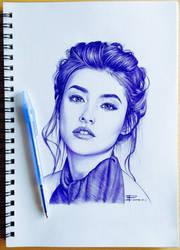 Liza Soberano by tagalanggas