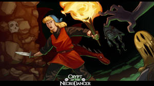 Crypt of the Necrodancer by WhitePsych5